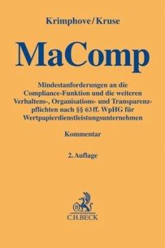 MaComp, Kommentar