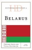 Historical Dictionary of Belarus (eBook, ePUB)