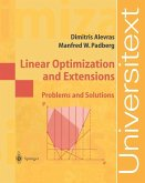 Linear Optimization and Extensions (eBook, PDF)