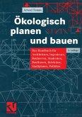 Okologisch planen und bauen (eBook, PDF)