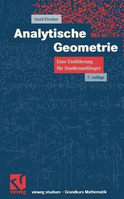 Analytische Geometrie (eBook, PDF) - Fischer, Gerd