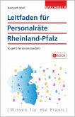 Leitfaden für Personalräte Rheinland-Pfalz (eBook, PDF)
