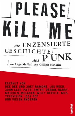 Please Kill Me (eBook, ePUB) - Mccain, Gillian; Mcneil, Legs