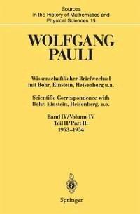 Wissenschaftlicher Briefwechsel mit Bohr, Einstein, Heisenberg u.a. / Scientific Correspondence with Bohr, Einstein, Heisenberg a.o. (eBook, PDF) - Pauli, Wolfgang