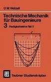 Technische Mechanik für Bauingenieure (eBook, PDF)