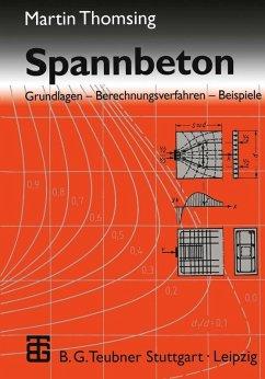 Spannbeton (eBook, PDF) - Thomsing, Martin