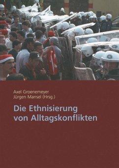 Die Ethnisierung von Alltagskonflikten (eBook, PDF)