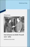 Die Schweiz im KSZE-Prozeß 1972-1983 (eBook, PDF)