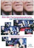 Von der Parteiendemokratie zur Mediendemokratie (eBook, PDF)