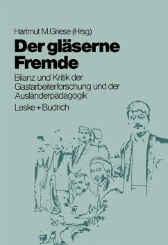 Der glaserne Fremde (eBook, PDF)