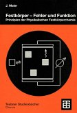 Festkorper - Fehler und Funktion (eBook, PDF)