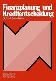 Finanzplanung und Kreditentscheidung (eBook, PDF)