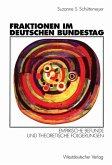 Fraktionen im Deutschen Bundestag 1949 - 1997 (eBook, PDF)