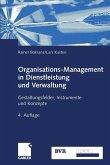 Organisations-Management in Dienstleistung und Verwaltung (eBook, PDF)