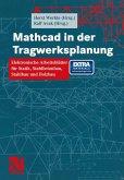 Mathcad in der Tragwerksplanung (eBook, PDF)