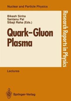 Quark-Gluon Plasma (eBook, PDF)