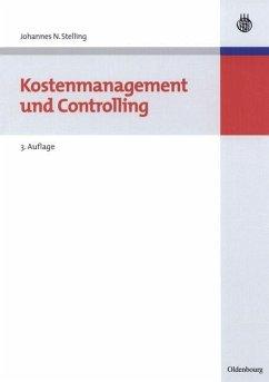 Kostenmanagement und Controlling (eBook, PDF) - Stelling, Johannes N.