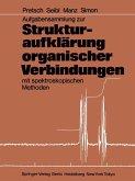 Aufgabensammlung zur Strukturaufklärung organischer Verbindungen mit spektroskopischen Methoden (eBook, PDF)