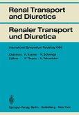 Renal Transport and Diuretics / Renaler Transport und Diuretica (eBook, PDF)