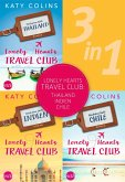 Lonely Hearts Travel Club: Thailand - Indien - Chile (3in1) (eBook, ePUB)