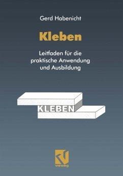 Kleben (eBook, PDF) - Habenicht, Gerd