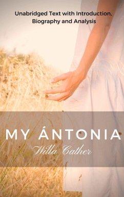 Willa Cather My Antonia (eBook, ePUB)