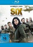 Six - Die komplette 2. Staffel Bluray Box