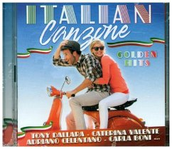 Italian Canzone-Golden Hits