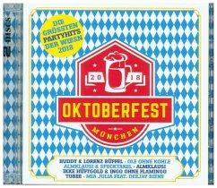 Oktoberfest München-Größte Wiesn Partyhits 2018