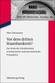 Vor dem dritten Staatsbankrott? (eBook, PDF)