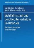 Wohlfahrtsstaat und Geschlechterverhältnis im Umbruch (eBook, PDF)