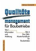 Qualitäts management für Baubetriebe (eBook, PDF)