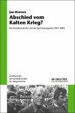 Abschied vom Kalten Krieg? (eBook, PDF)