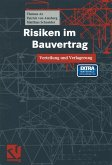 Risiken im Bauvertrag (eBook, PDF)