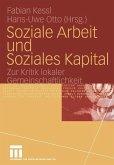 Soziale Arbeit und Soziales Kapital (eBook, PDF)