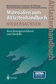 Altlastenhandbuch des Landes Niedersachsen Materialienband (eBook, PDF)