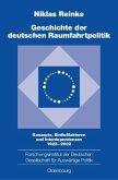 Geschichte der deutschen Raumfahrtpolitik (eBook, PDF)