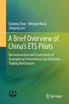 A Brief Overview of China´s ETS Pilots
