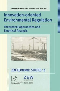 Innovation-Oriented Environmental Regulation (eBook, PDF)
