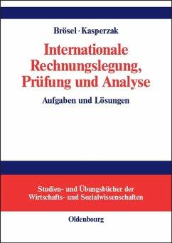 Internationale Rechnungslegung, Prüfung und Analyse (eBook, PDF)