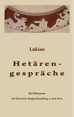 Hetärengespräche (eBook, PDF) - Lukian