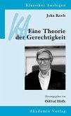 John Rawls: Eine Theorie der Gerechtigkeit (eBook, PDF)