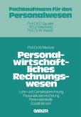 Personalwirtschaftliches Rechnungswesen (eBook, PDF)