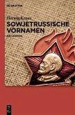 Sowjetrussische Vornamen (eBook, PDF)