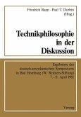 Technikphilosophie in der Diskussion (eBook, PDF)