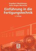 Einführung in die Fertigungstechnik (eBook, PDF)