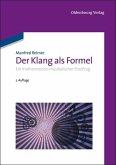 Der Klang als Formel (eBook, PDF)