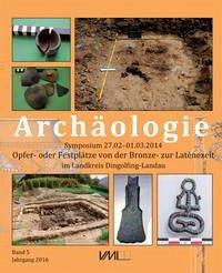 Archäologie Symposium 27.02.-01.03.2014