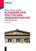 Klassiker der politischen Ideengeschichte (eBook, ePUB)