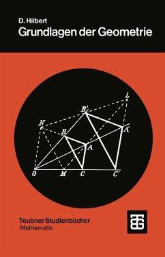Grundlagen der Geometrie (eBook, PDF) - Hilbert, David